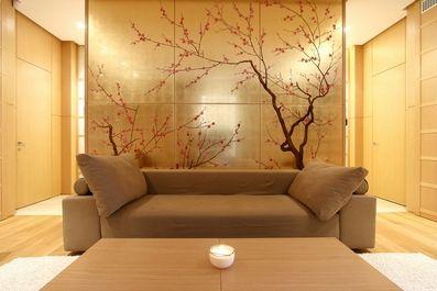 Квартира в японском стиле от Алены Моисеенко