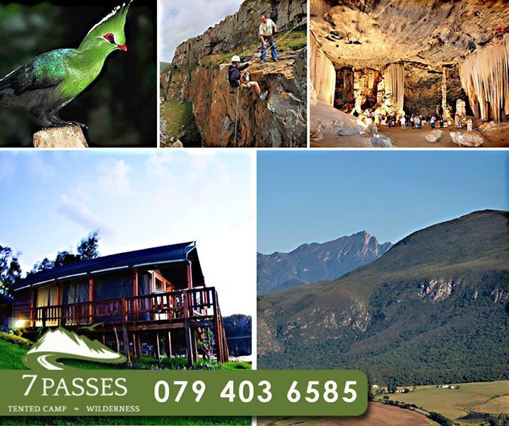 #DidYouKnow that #7Passes is located in the very heart of the Garden Route and close enough to all the attractions and adventures of the #KleinKaroo.