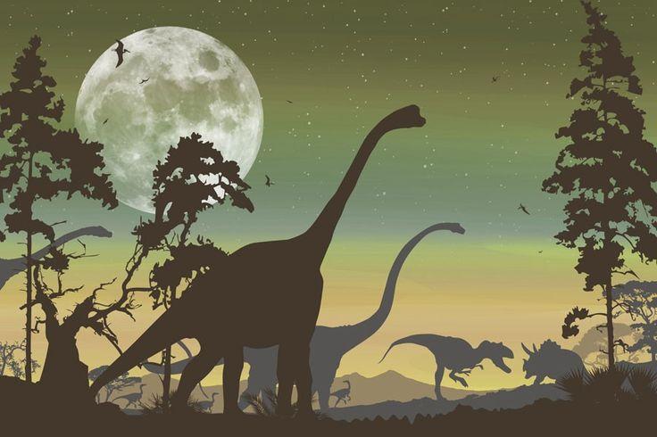 dinosaur landscape Gallery