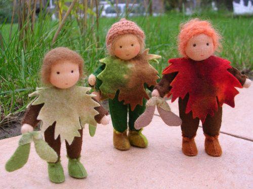 Leaf children
