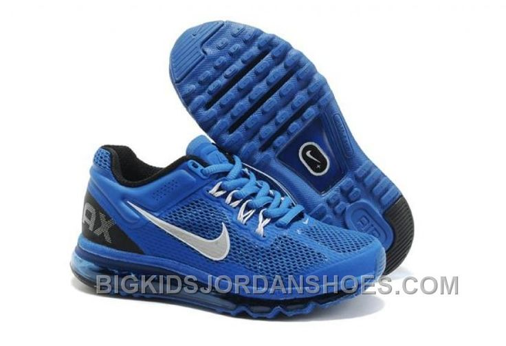 http://www.bigkidsjordanshoes.com/nike-air-max-2013-new-releases-shoes-for-kids-blue-hot.html NIKE AIR MAX 2013 NEW RELEASES SHOES FOR KIDS BLUE HOT Only $85.00 , Free Shipping!