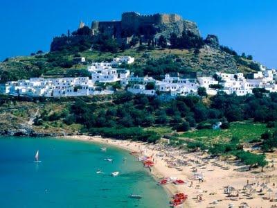 Rhodes - Greece.