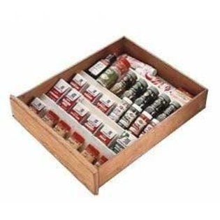 kitchen cabinet spice rack organizer 14 best images about spice racks cabinet drawer on 19613