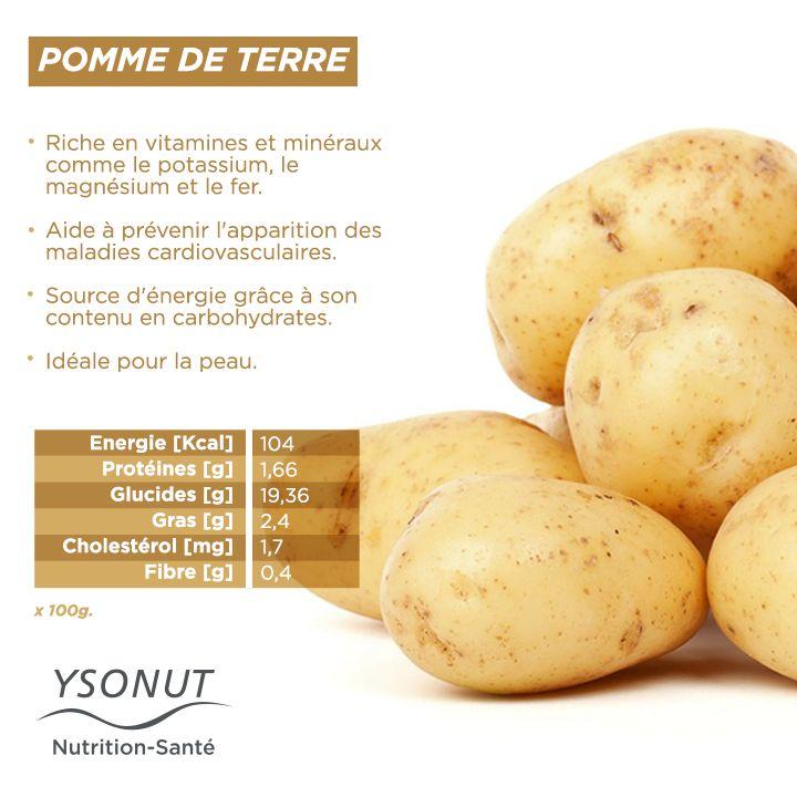 Aujourd'hui, nous allons vous parler des #pommes de terre, l'un des légumes les plus utilisés et les plus communs.