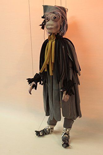 Beautiful marionette Jimmy Little People marioneta puppet OOAK artdoll t tere