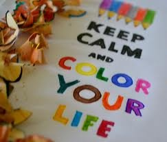 Color Your Life Quotes Magnificent 61 Best Color Your Life Images On Pinterest  Beautiful Crafts