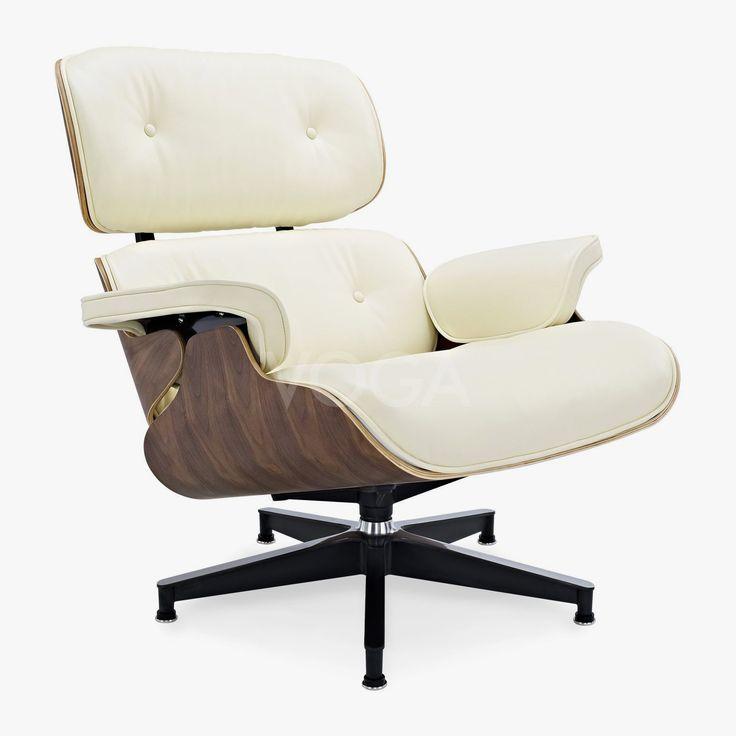 Eames Lounge Chair Replica | Designersessel | VOGA