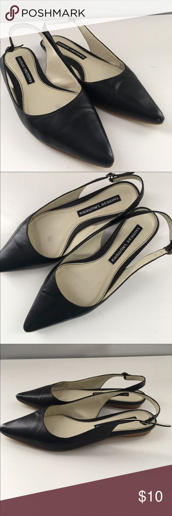 🌺 Chinese Laundry Flats 🌺 These beautiful flats are in good condition and they are by Chinese Laundry 🌺 Chinese Laundry Shoes
