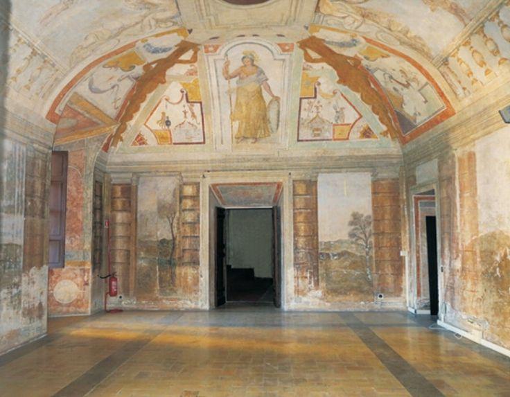 Palazzo Rospigliosi: Sala delle Motti.
