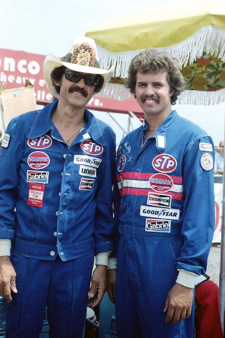 Richard Petty Motorsports >> via @KylePetty I was 19 or 20. Good pic... #NASCARthrowback @KylePetty - throw back enough for ...