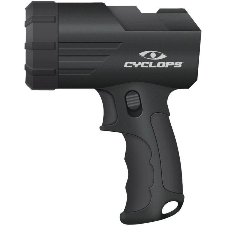 Cyclops 250-255-lumen Evo Handheld Spotlight