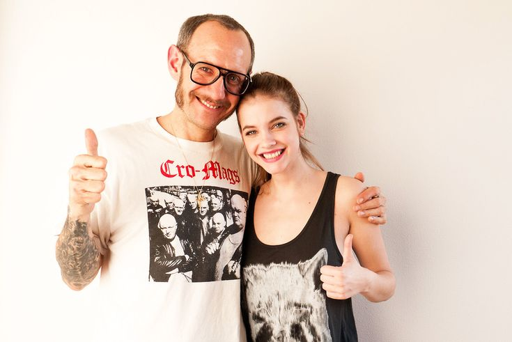 Barbara Palvin Meets Terry Richardson---AGAIN! 1
