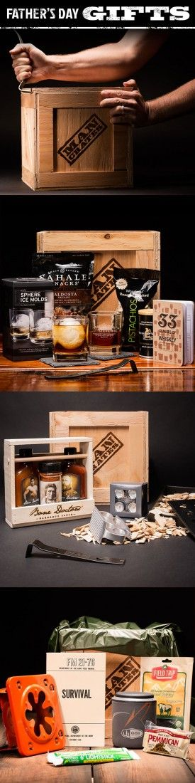 Perfect gift for Fathers' Day! | ManCrates