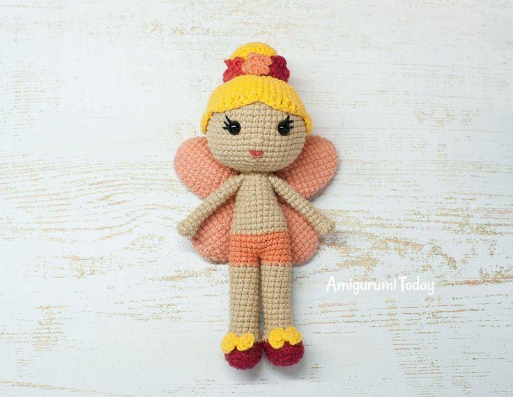 Amigurumi Fairy Doll pattern