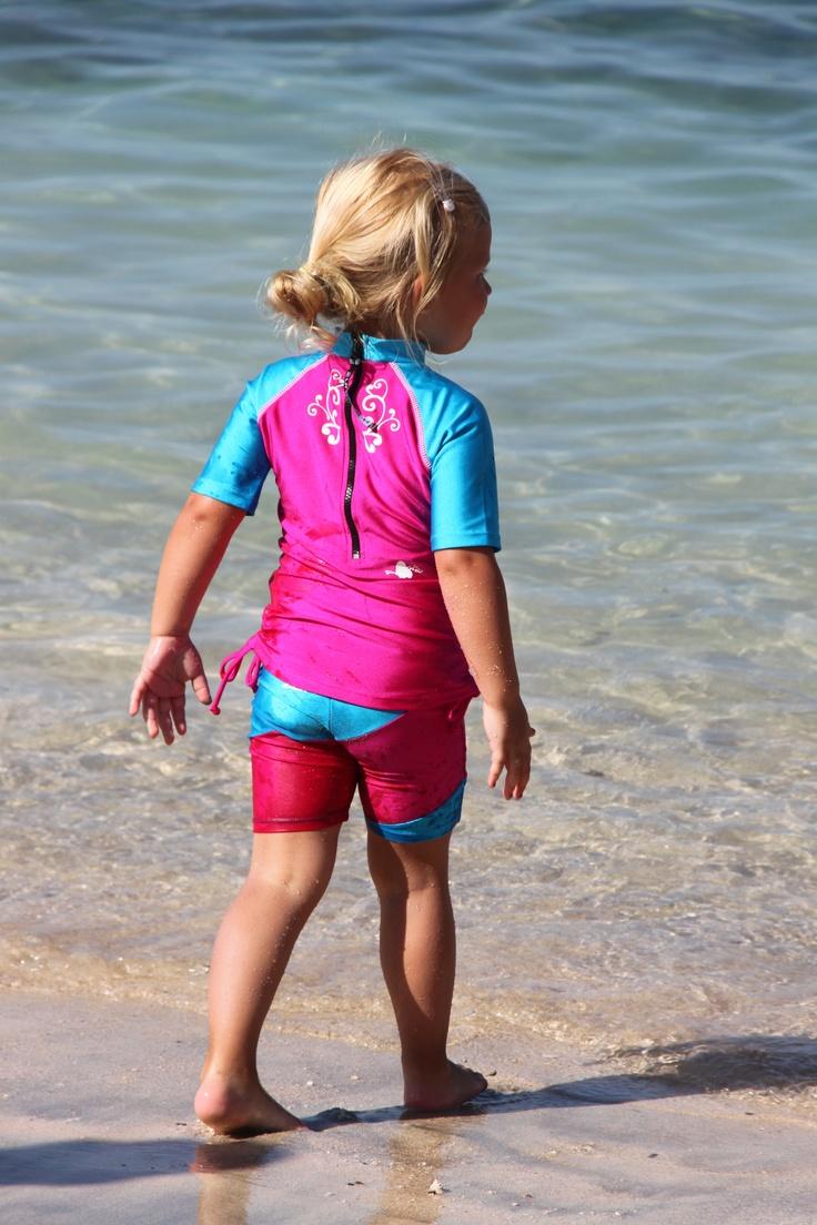 Zunblock sun protective clothing