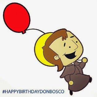 happy birthday don bosco - Google Search