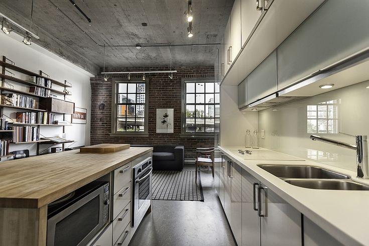 16 best Apartment images on Pinterest | Arquitetura, Industrial loft ...