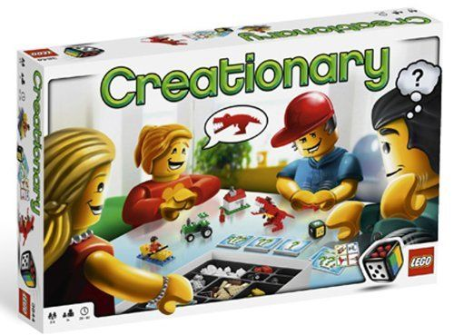 LEGO Creationary Game (3844) | @giftryapp