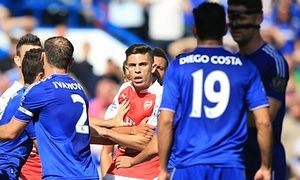 Arsenal's Gabriel Paulista wins appeal against red card at Chelsea - http://footballersfanpage.co.uk/arsenals-gabriel-paulista-wins-appeal-against-red-card-at-chelsea/