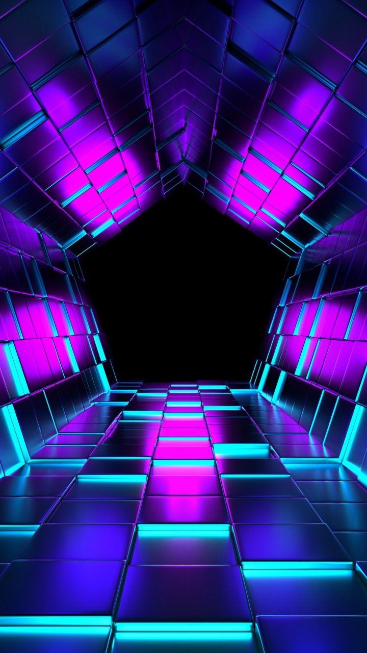 Pattern Dark Cubes Abstract 720x1280 Wallpaper 3d Wallpaper Iphone Purple Wallpaper Apple Logo Wallpaper Iphone