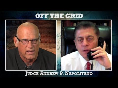 ▶ Judge Andrew Napolitano explains Libertarianism, violations of personal liberty, and current two party system perfectly!