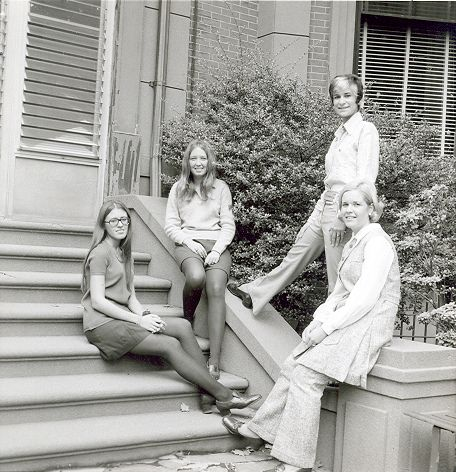 """We certainly don't condone mocking distant fashion,"" writes the Vioces of East Anglia, presenting this collection of snaps from the 1970 yearbook of Saint Joseph's College in Brooklyn, New York. O..."