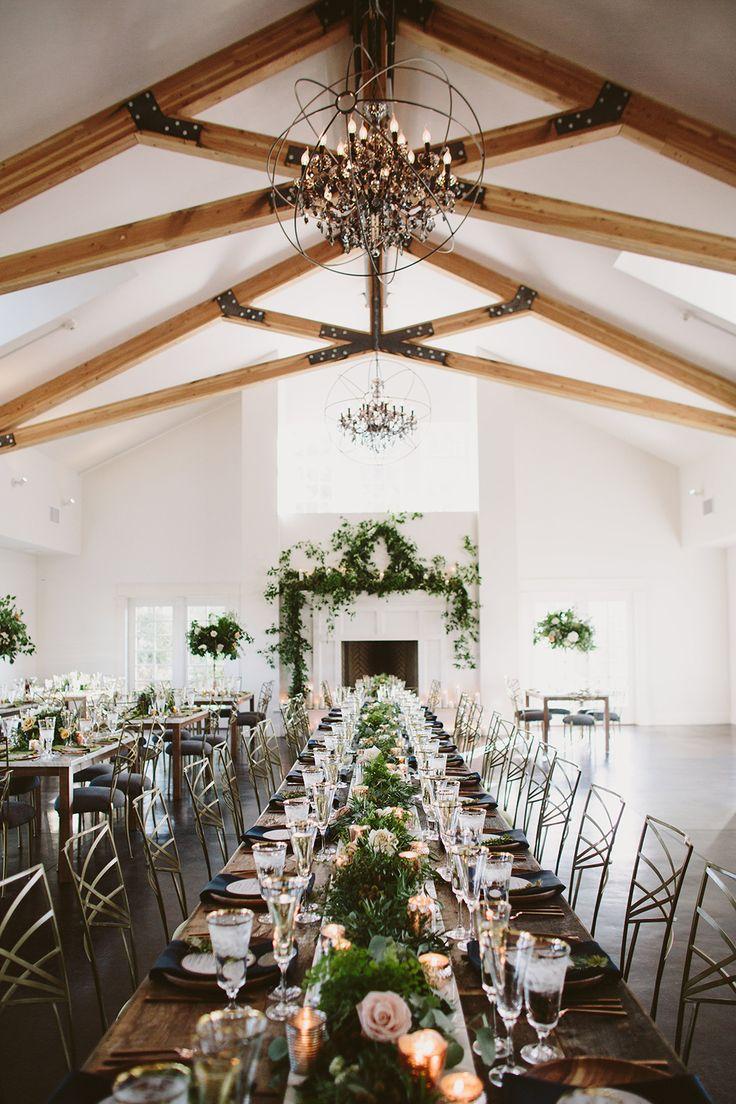 Romantic Colorado Wedding with Epic Greenery - photo by Alison Vagnini Weddings http://ruffledblog.com/romantic-colorado-wedding-with-epic-greenery
