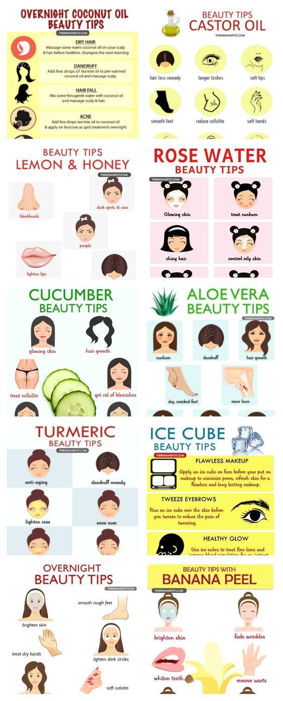 Natural #beauty tips