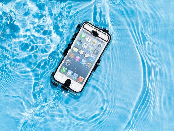 10 best damaged iphone images on pinterest dropped phone in water bathrooms and iphone water for Dropped iphone in swimming pool