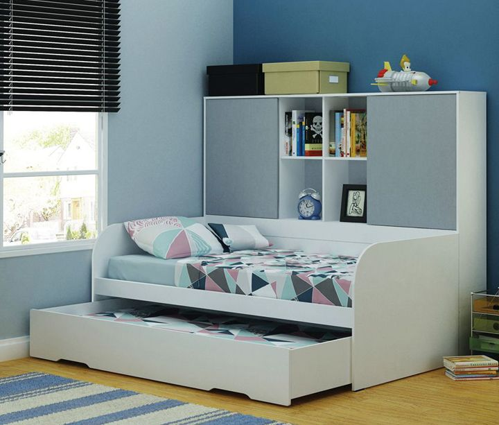 Awesome Beds 4 Kids Pluto Storage Trundle Bed 949 00