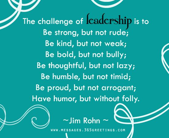 Leadership Quotes - Messages, Wordings and Gift Ideas