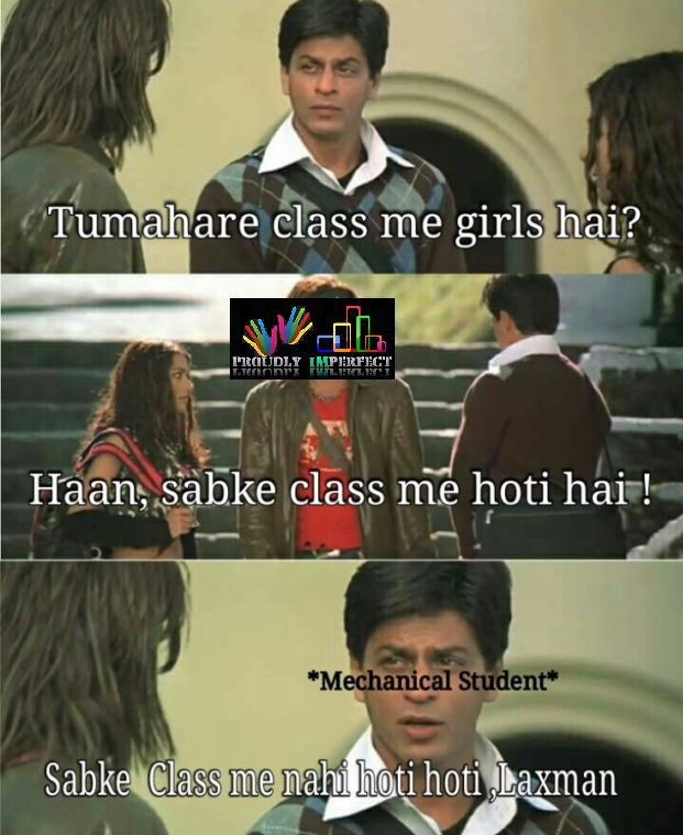 How an emotional scene from Main Hoon Na is making us all laugh.  #dialoguememes #funnymemes #legends #mainhoonna #moviedialogues #shahurukkhan #srkdialogues #srkmovies