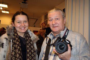 13 December 2009 Victoria Kovalenchikova and Edward Kocinski