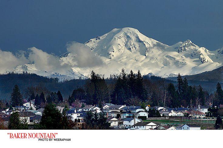Mt. Baker - Chilliwack, British Columbia