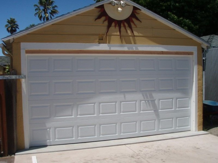 14 Best Images About Short Panel Garage Doors On Pinterest
