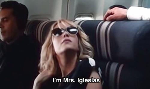 Bridesmaids - love the airplane scene