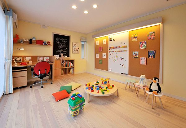 子ども部屋の間取り実例。かわいくて機能的な部屋作りを学ぼう