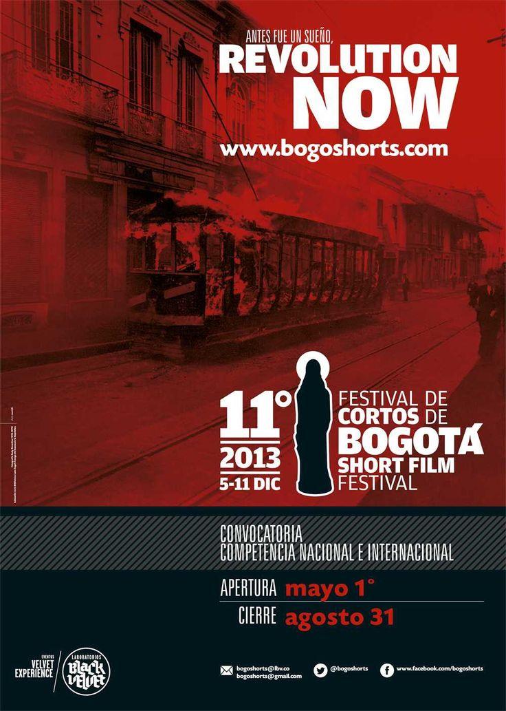 Diseño para Bogotá Short Film Festival