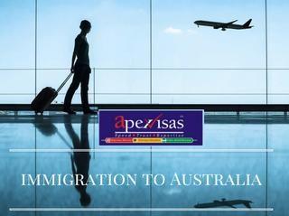 #Immigration to Australia - #ApexVisas