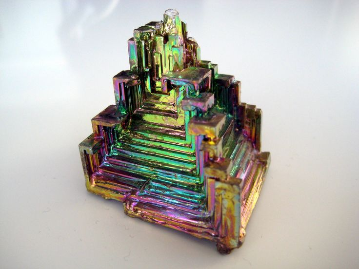 Bismuth- a naturally occurring rare Earth metal