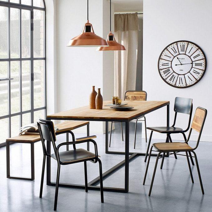 Table à manger 8 couverts, Hiba La Redoute Interieurs