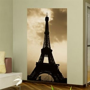GoBig Paris #wallpanel #homedecor