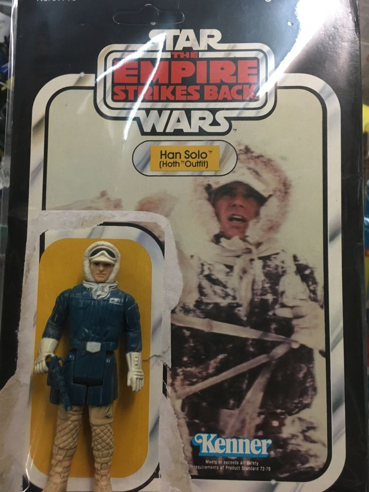 Star Wars ESB Han Solo (Hoth Outfit)