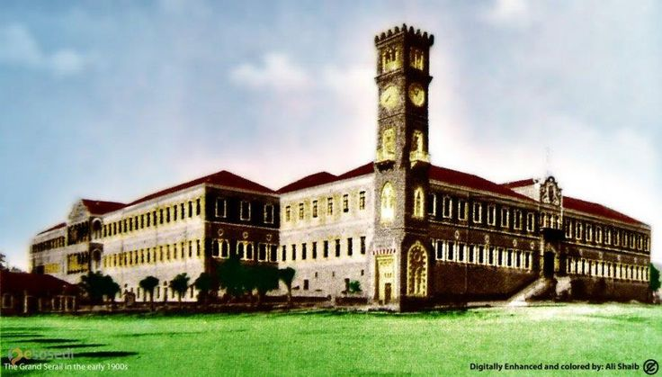 Большой дворец – #Ливан #Бейрут (#LB) Штаб-квартира премьер-министра Ливана http://ru.esosedi.org/LB/places/1000464559/bolshoy_dvorets/