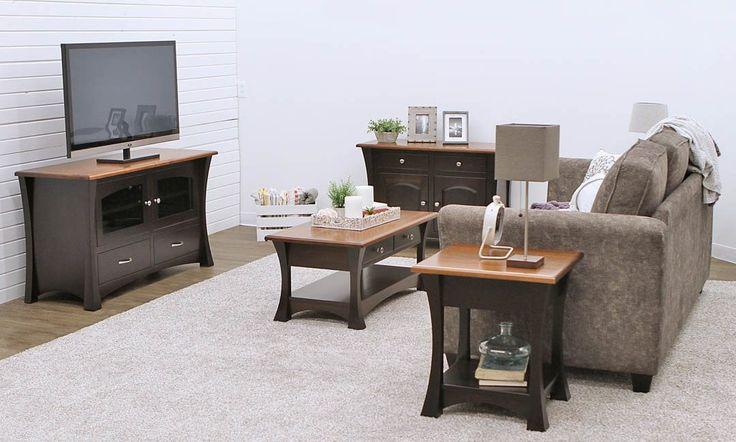 Elmo Living Room Set | Dutch Craft Furniture