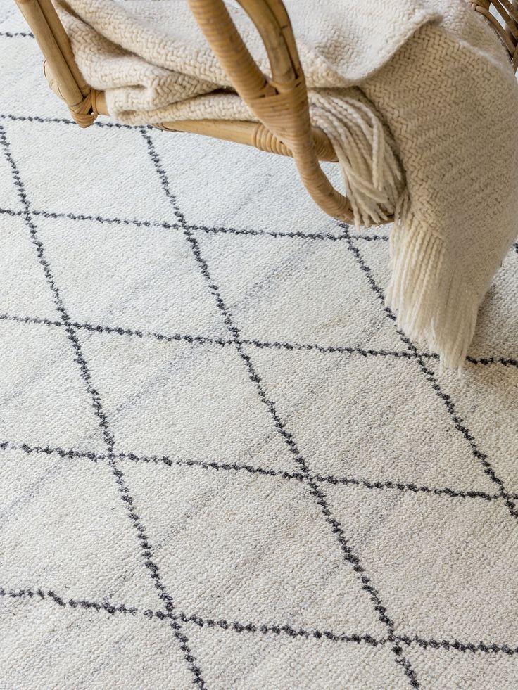 Atlas by Armadillo and Co | handmade fair trade rugs