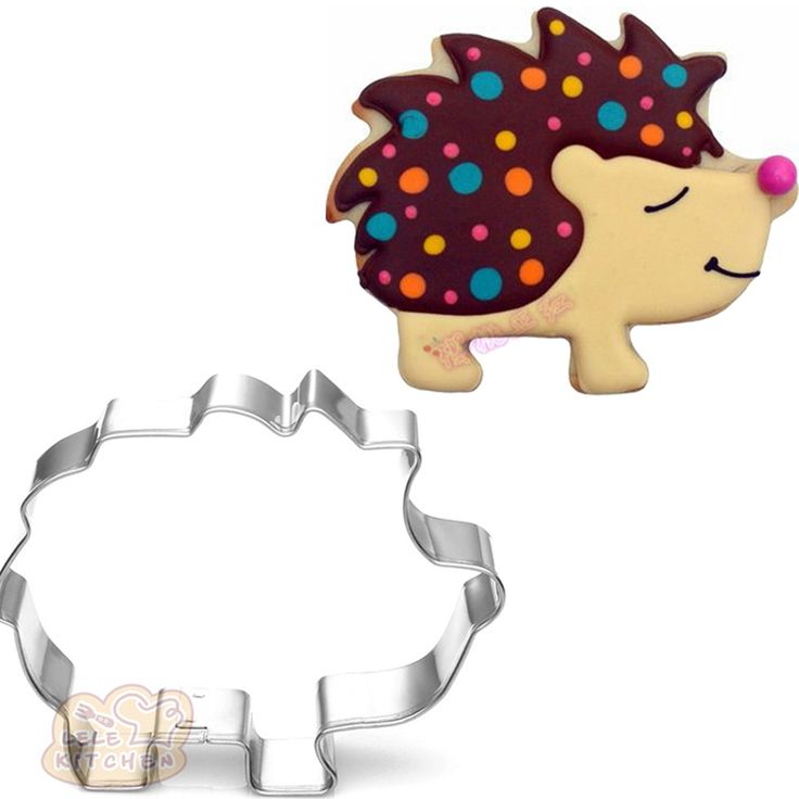1pcs Animal Hedgehog Patisserie Biscuit Cookie Cutter Baby Gifts Fondant Cake Decor Molds Metal Pastry Shop Bake Cooking Tools(China (Mainland))