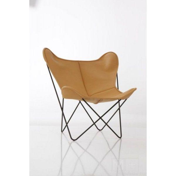 Manufaktur Plus Ersatz Bezug Neckleder Zu Hardoy / Butterfly Chair