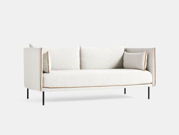 Silhouette Sofa Sofa Three Seat Sofa Sofa Furniture