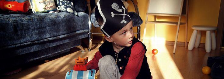 Zabawa w pirata by Tygrysiaki.pl